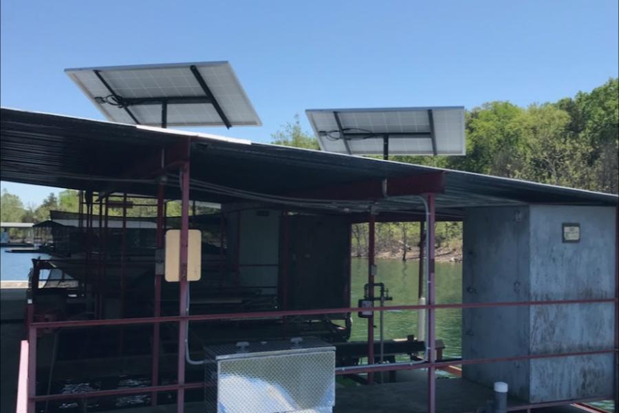 Table Rock Lake Solar Top Gun Solar Installation Repair